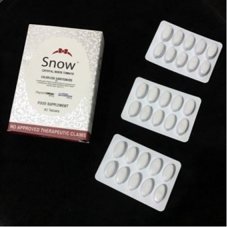 Snow Crystal White Tomato Anti-Aging Tablets